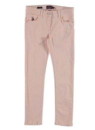 U.S.Polo Assn. Pantolon Pembe